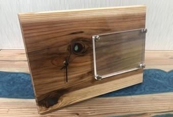 レジン木工加工品③